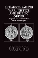 War  Justice  and Public Order