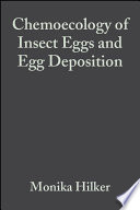 Chemoecology of Insect Eggs and Egg Deposition