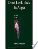 download ebook don't look back in anger pdf epub