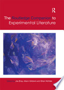 The Routledge Companion to Experimental Literature