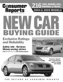 New Car Buying Guide 2004