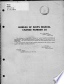 Bureau of Ships Manual