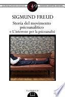 Storia del movimento psicoanalitico   L interesse per la psicoanalisi