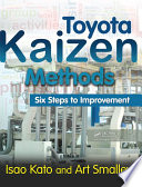 Toyota Kaizen Methods