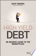 High Yield Debt Book PDF