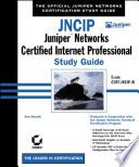 JNCIP  Juniper Networks Certified Internet Professional Study Guide