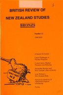 British Review of New Zealand Studies