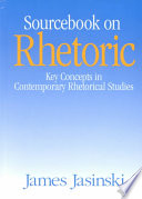 Sourcebook on Rhetoric
