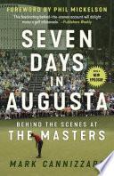 Book Seven Days in Augusta