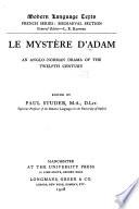 Le myst  re d Adam