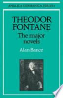 Theodor Fontane  The Major Novels