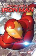 Invincible Iron Man Vol 1 book