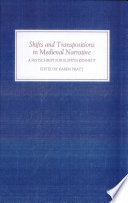 Shifts and Transpositions in Medieval Narrative
