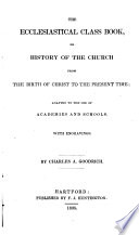 The Ecclesiastical Class Book