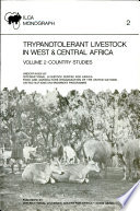 Trypanotolerant Livestock in West and Central Africa