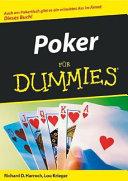 Poker f  r Dummies