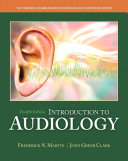 Introduction to Audiology Book