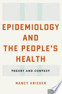 Epidemiology And The People S Health