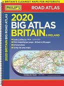 Philip's Big Road Atlas Britain and Ireland