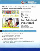 Basic Spanish for Medical Personnel ILrn Access Code