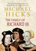 The Family of Richard III