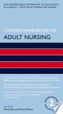 Oxford Handbook Of Adult Nursing