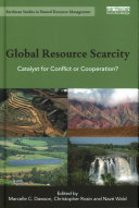 Global Resource Scarcity
