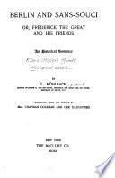 The historical novels of L  M  hlbach  pseud