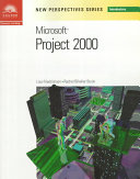New Perspectives On Microsoft Project 2000
