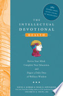The Intellectual Devotional Health Best Selling Intellectual Devotional Series Authors Noah