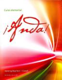 Anda  Curso elemental   Student Activities Manual   SAM Answer Key   Oxford New Spanish Dictionary