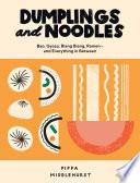Book Dumplings and Noodles