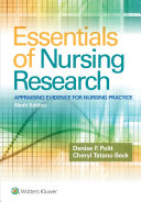 Essentials Of Nursing Research book