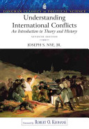 Understanding International Conflicts