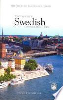 Beginner s Swedish
