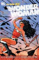 Wonder Woman  Blood