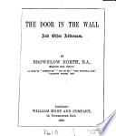 The door in the wall  and other addresses