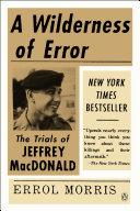 download ebook a wilderness of error pdf epub