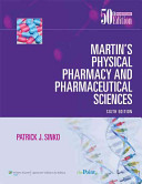 Martin s Physical Pharmacy and Pharmaceutical Sciences
