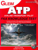 Airline Transport Pilot FAA Knowledge Test 2013