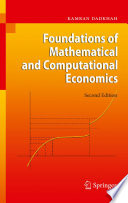 Foundations of Mathematical and Computational Economics