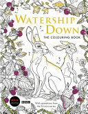 The Watership Down Colouring Book