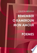 illustration REMEMBER O CAMEROUN MON AMOUR POEMES