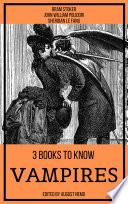 3 Books To Know Vampires