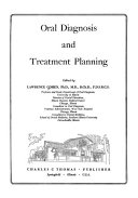 Oral Diagnosis and Treatment Planning