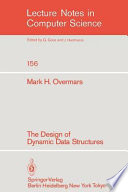 The Design Of Dynamic Data Structures : large sets of objects in...