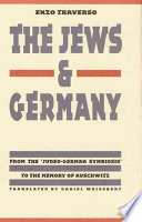 The Jews and Germany