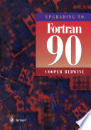 Upgrading to Fortran 90