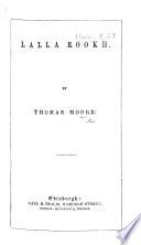 Lalla Rookh  etc Book PDF