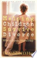 Helping Children Survive Divorce